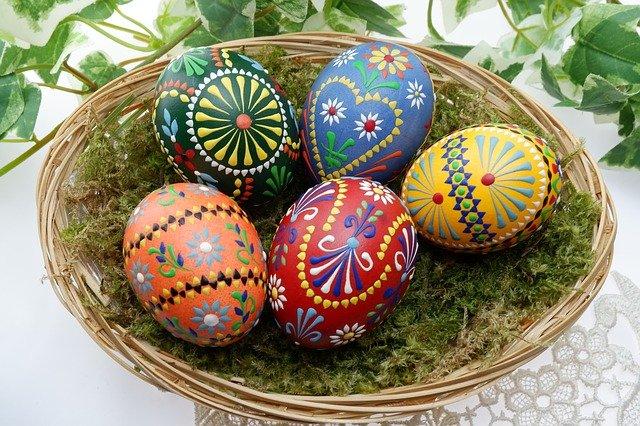 diy jak zrobić jajko wielkanocnenocnych